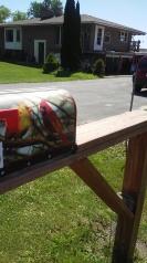 Frankford Ontario mailbox